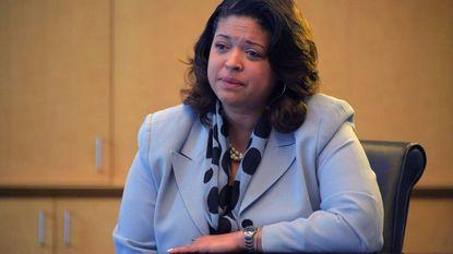 Baltimore County Schools interim superintendent Verletta White