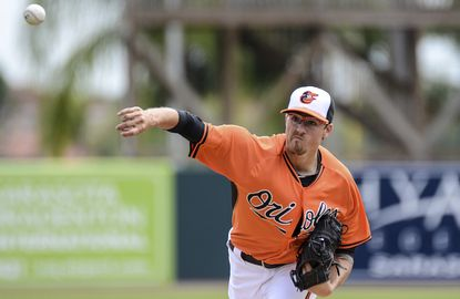 Gausman goes on disabled list with pneumonia