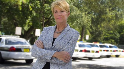 Lorie Fridell of the University of South Florida trains police to operate without biases.
