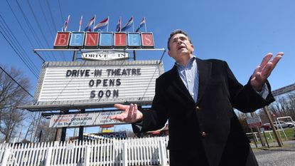 D. Edward Vogel, owner of the Bengies Drive-In, is being lauded for being Baltimore's best holdout that refuses to go extinct.