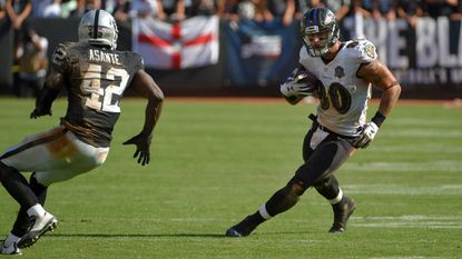 Crockett Gillmore, Chris Canty have 'chance' to play against Browns