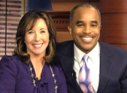 Mary Bubala and Kai Jackson anchor WJZ's newscast at 4 p.m.