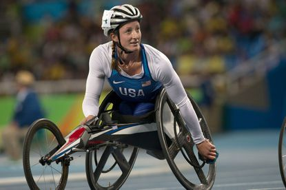 Digest: Tatyana McFadden wins second gold medal of Paralympics