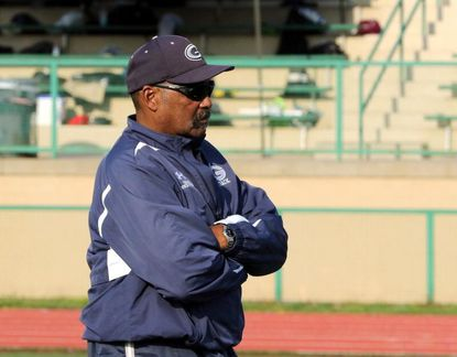 Gilman track and field coach Johnnie Foreman totaled 20 championships in the MIAA and MSA.