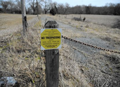 Harford County Executive Barry Glassman is working to start a search for a future agricultural center on county owned land. One candidate is 63 acres off Route 1 in Street.