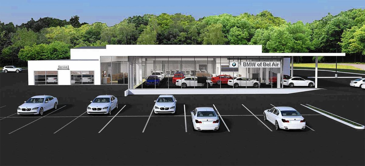 New BMW showroom, service facility planned in Bel Air clears major