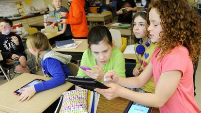 Carroll schools to reevaluate bring your own device policy in elementary schools