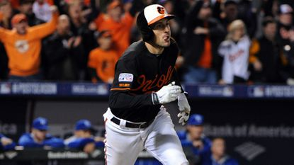 The Orioles and infielder Ryan Flaherty settled Sunday on his contract for the 2015 season.