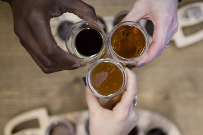 Maryland was already loosening restrictions on alcohol sales, including breweries that can now to serve up to 5,000 barrels a year in taprooms, prior to the COVID-19 pandemic. Now bars and restaurants can even sell drinks curbside, a prospect unheard of just months ago.