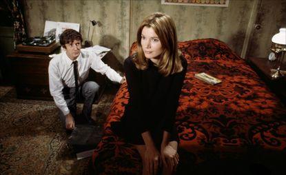 """Je T'aime, Je T'aime,"" Directed by Alain Resnais"