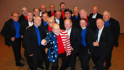 "The Old Line Statesmen Barbershop Chorus will hold its annual spring show, ""God Bless the USA,"" at Carroll Community College's Scott Center."