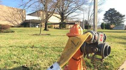 HAZMAT and emergency medical crews were called to Beth El School in Pikesville for a report of a suspicious package.