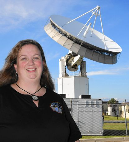 As New Horizons probe approaches Pluto, Eldersburg resident rejoices