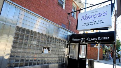 Alonso's in Roland Park is being sold to neighboring restaurant Namaste.