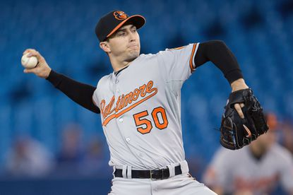 Even when getting ahead, Orioles starters struggling with pitch counts