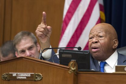 Trump's Twitter attack on Cummings and Baltimore: undiluted racism and hate