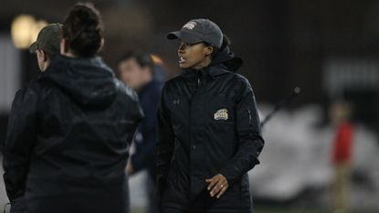 George Mason women's lacrosse coach Jessica Morgan, a former star at McDonogh and Virginia, is part of a nine-member class to be inducted Saturday night into the Greater Baltimore Lacrosse Foundation's Hall of Fame.