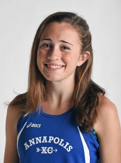 All-Metro Girls Cross Country Runner of the Year: Maria Coffin, Annapolis