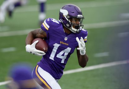 Former Maryland star Stefon Diggs named to NFL All-Rookie Team