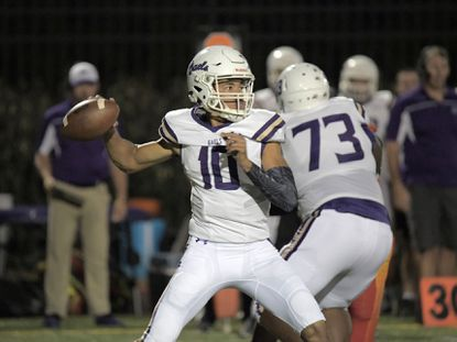 Mount Saint Joseph's Billy Atkins led the state in passing yards last season and won a Maryland Interscholastic Athletic Association A Conference championship. Now he, along with the other quarterbacks of his conference have continued to prepare for a season that might be in jeopardy due to the coronavirus.