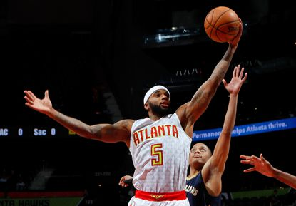 Long road for Baltimore native Malcolm Delaney finally leads him to NBA with Hawks