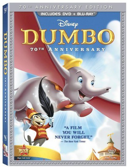 'Dumbo': Flying circles above the crowd in high-def
