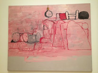 Art Fart: The political power of Philip Guston's 'The Oracle,' on view at the Baltimore Museum of Art
