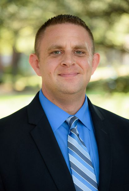 Eric Immler is the head of McDaniel College Campus Safety, which is to receive the Governor's Crime Prevention Award at a ceremony in Annapolis on Dec. 5.