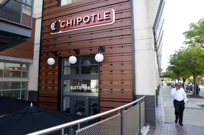 A Chipotle Mexican Grill is scheduled to open in Towson Commons on May 25.