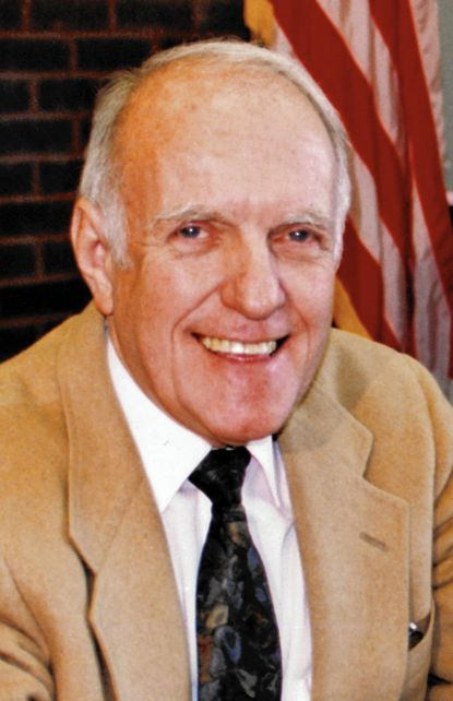 Charles I. Ecker, former Howard County executive, has died