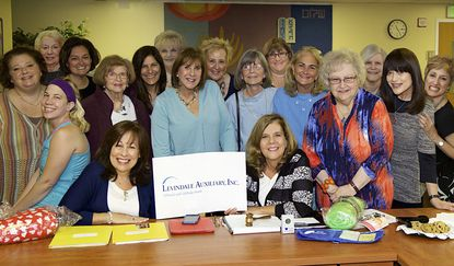 The Levindale Auxiliary marked a special milestone of a 120 years old on Oct. 27, 2019, with a birthday celebration gala at the Levindale Hebrew Geriatric Center and Hospital. (Photo provided Levindale Auxiliary)