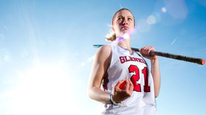 Glenelg senior midfielder Paige Reese, who led the Gladiators to their first state title since 2012, is the 2017 Howard County field hockey Player of the Year.