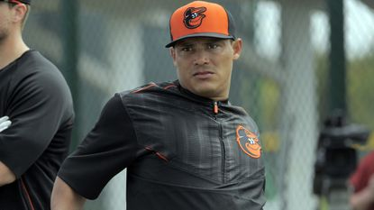 Orioles infielder Everth Cabrera creates an interesting dynamic for the club.