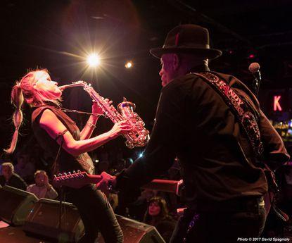 Mindi Abair and the Boneshakers will headline the inaugural Havre de Grace Jazz & Blues Fest this weekend.