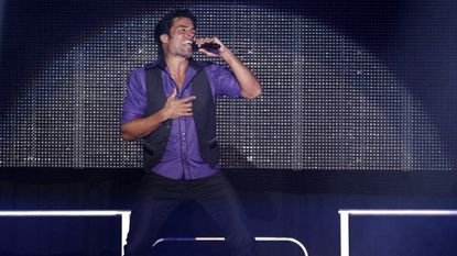 Puerto Rican singer Chayanne will perform at Amway Center in Orlando on Oct. 11. Tickets go on sale Friday, March 9.