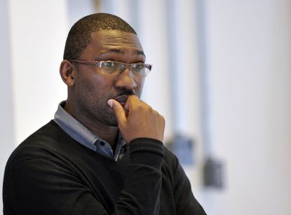 Kwame Kwei-Armah, artistic director of Center Stage.