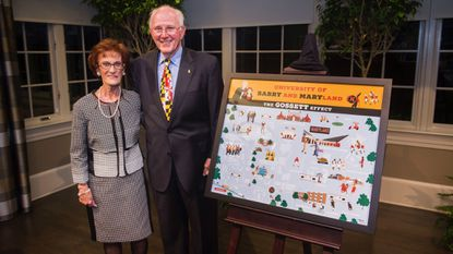 University of Maryland receives $21.25 million gift from Gossett family to help student-athletes