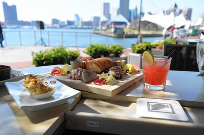 Special discounted offerings from Wit & Wisdom at the Four Seasons Hotel Baltimore.