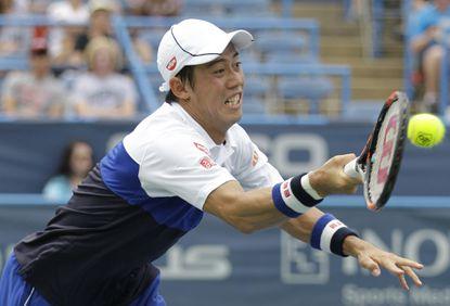 Cilic, Nishikori set for rematch in today's Citi Open semifinals