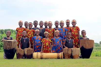 The current African Children's Choir, aka Choir 48, is the 48th to go on international tour since the choir was founded in 1984.