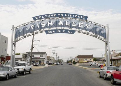 The century-old marina district Fish Alley, in Sea Isle City, N.J., has undergone a revival.