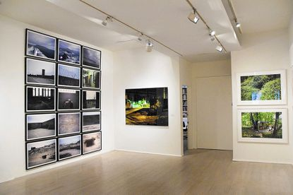 Ten photographers explore space, place, memory, and history in C. Grimaldis Gallery show