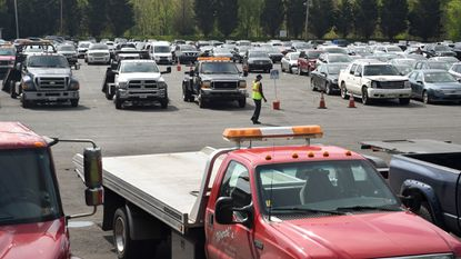 Belair Auto Auction >> Aegis Editorial New Uses For Old Bel Air Auto Auction