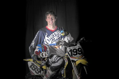 Annapolis native and action sports star Travis Pastrana has proposed building a racetrack and entertainment facility on a 124-acre parcel of land in the Eastern Shore town of Sudlersville.