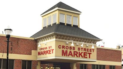 Baltimore Public Markets Corp. entered an agreement in 2016 with real estate development firm Caves Valley Partners to operate and redevelop Cross Street Market.