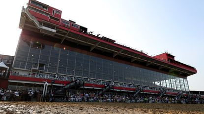 Continuing talks on the future of Pimlico Race Course are considering extension of the Preakness stakes there byond 2020.