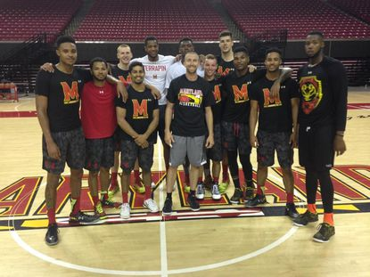 Steve Blake impressed with Terps