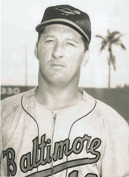 Baltimore Orioles pitcher Lou Sleater