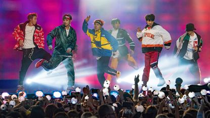 South Korean boy-band phenomenon BTS bringing world tour back to Chicago in May