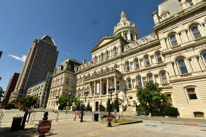 "Inside Baltimore City Hall, there's a struggle over how best to set budget priorities. A proposed charter amendment would give the City Council far greater say in where money is spent, an idea resisted by Mayor Bernard C. ""Jack"" Young. File."
